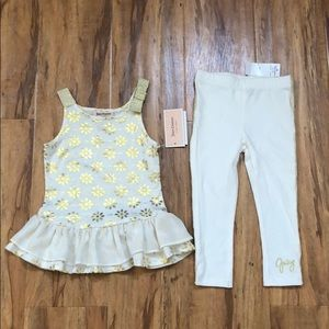 BNWT Toddler Juicy Couture Two Piece Set
